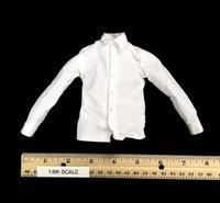 Jordan Belfort - Long Sleeve Shirt (White)
