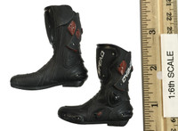 Emerging Force - Motorcycle Boots (For Feet)
