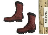 Marvel Comics: Daredevil - Boots (No Ball Joints)