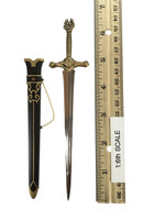 Athena - Sword w/ Sheath (Metal)