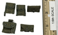 "Mike Force ""Baron"" US Mobile Strike Command - Pouch Set"