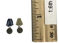 Soviet Red Navy Equipment Set - Medals