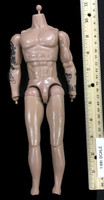 The Masked Mercenaries 2.0 - Nude Body w/ Neck Joint (AS IS) No Hand Joints(See Note)