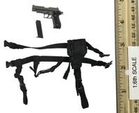 The Masked Mercenaries 2.0 - Pistol (P226) w/ Dropleg Holster