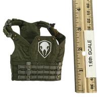 Tactical Female Shooter Clothes Set (Camo) - Tactical Vest