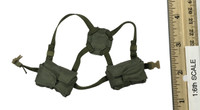 PLA Air Force Female Aviator - Flight Harness