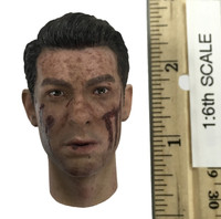 """77th Infantry Division Combat Medic """"Dixon"""" - Head (Weathered) (No Neck Joint)"""