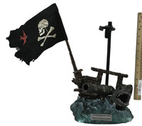 POTC: Dead Men Tell No Tales DX15: Jack Sparrow - Diorama Display Base (See Note)