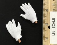 "IJA 32nd Army 24th Division ""Sachio Eto"" - Gloved Hands (Bendable Fingers)"