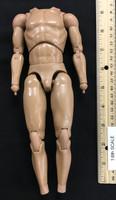 Western Story: Redhead Denny - Nude Body