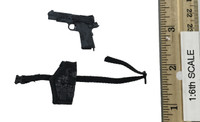 Armed Maid Set 2.0 - Pistol w/ Camo Holster