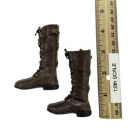 Monster Hunter Helsing - Boots (For Feet)