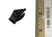 PMC Private Military Contractor & Dog - Left Gloved Trigger Hand