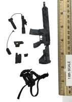 PMC Private Military Contractor & Dog - Rifle (MK416 Carbine)