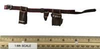 Female Mechanic Character Set (CT007-A) - Tool Belt