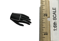 Female Mechanic Character Set (CT007-B) - Left Gloved Relaxed Hand