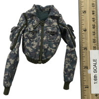 Female Mechanic Character Set (CT007-C) - Jacket