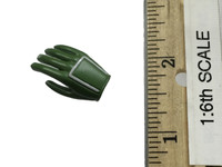 Female Mechanic Character Set (CT007-C) - Right Gloved Relaxed Hand