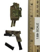 Russian Spetsnaz FSB Alpha Group (Classic Version) - Pistol (G17) w/ Holster