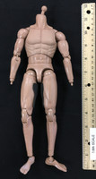 Russian Spetsnaz FSB Alpha Group (Deluxe Version) - Nude Body w/ Feet and Hand and Neck Joints