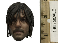 The Walking Dead: Daryl Dixon - Head (No Neck Joint)