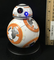 The Last Jedi: BB-8 & BB-9E - BB-8 w/ Accessories & Stand (Electronic)