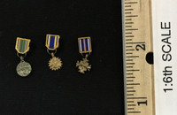 Bud Anderson: Triple Ace Fighter Pilot - Medals