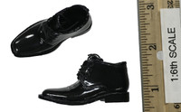 Leather Suit Set - Shoes (For Feet)