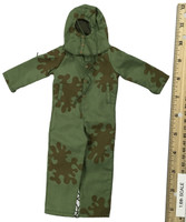 Soviet Female Sniper Uniform Set - Spring Amoeba Camo Bodysuit