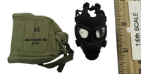 Seal Team 5 VBSS: Team Leader - Gas Mask w/ Bag