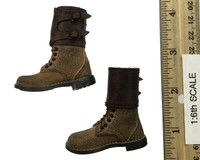 "77th Infantry Division Captain ""Sam"" - Boots & Leggings w/ Ball Joints"