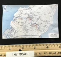 "77th Infantry Division Captain ""Sam"" - Map"