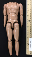 "77th Infantry Division Captain ""Sam"" - Nude Body"