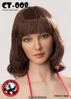 Asian Beauty Headsculpts (CT-008-A) - Boxed Accessory