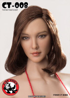 Asian Beauty Headsculpts (CT-008-B) - Boxed Accessory