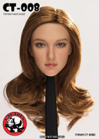 Asian Beauty Headsculpts (CT-008-C) - Boxed Accessory