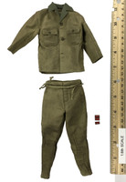 "IJA 32nd Army 24th Division ""Takuya Hayasi"" - Uniform w/ Collar Tabs"