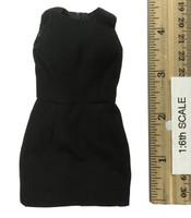 Office Lady Female Dress Suit Sets - Dress (Black)
