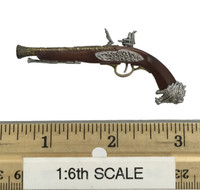 Assassin's Creed IV - Black Flag: Edward Kenway - Flintlock Pistol (Long-Barreled/Dragon)