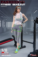 Fashion Fitness Wear - Boxed Set (Green)