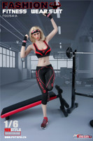 Fashion Fitness Wear - Boxed Set (Red)