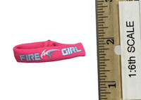 Fashion Fitness Wear - Head Band (Pink)