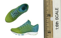 Fashion Fitness Wear - Shoes (No Ball Joints) (Green)