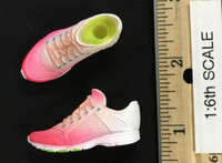 Fashion Fitness Wear - Shoes (No Ball Joints) (Pink)