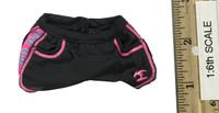 Fashion Fitness Wear - Sports Shorts (Pink)