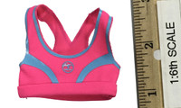 Fashion Fitness Wear - Sports Top (Pink)