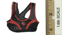 Fashion Fitness Wear - Sports Top (Red)