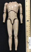 The X-Files: Agent Fox Mulder - Nude Body