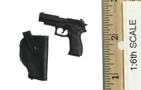 The X-Files: Agent Fox Mulder - Pistol (SIG-Sauer P226) w/ Holster