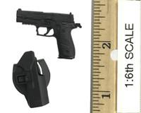 Battle Girl - Pistol (P226) w/ Holster